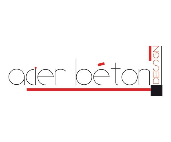 Logo Acier Beton Design -