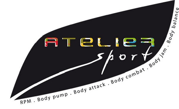 Création du logo Atelier Sport -