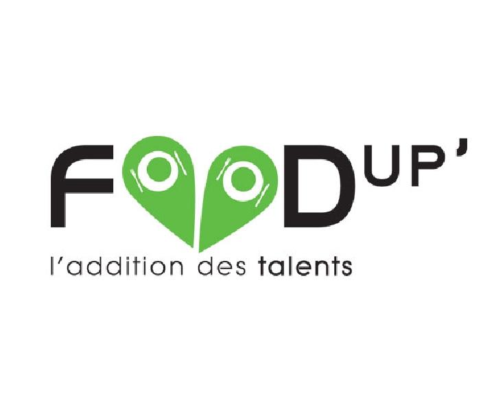 Création du logo Food Up -