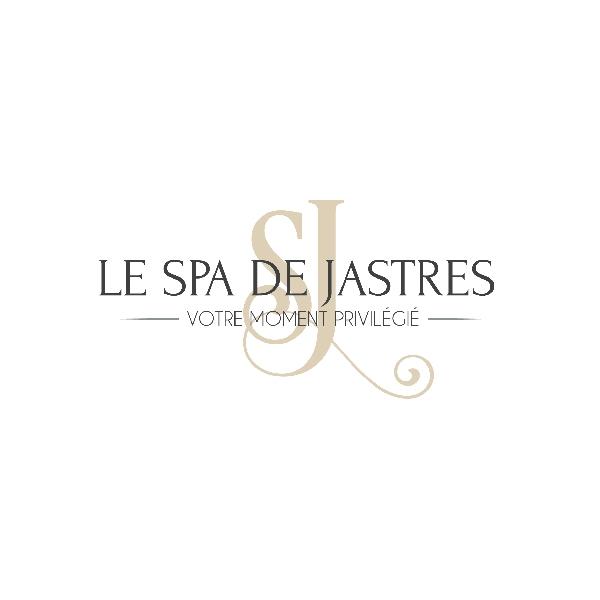 Création du logo Le Spa de Jastres - legende2