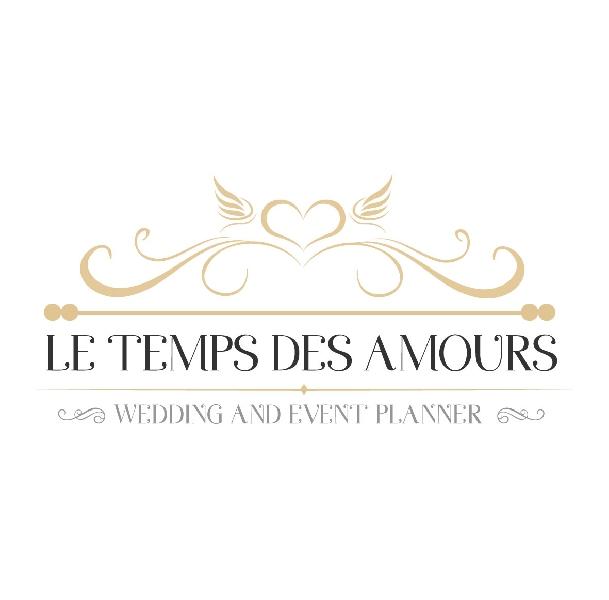 Création du logo Le Temps des Amours -