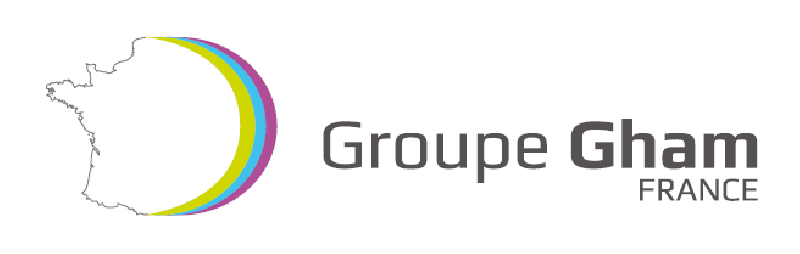 Création du logo du Groupe Gham -