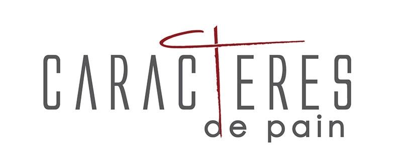 Création du logo Caractères de pain -