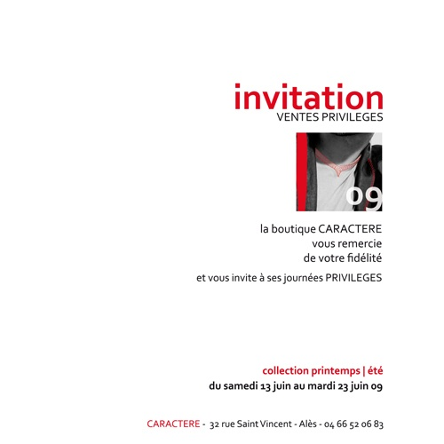 Flyer Ventes privilèges 09 - verso